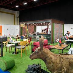 Akay İç Mimarlık & Tasarım – fıkraköy yeni nesil cafe consept :  tarz Yeme & İçme
