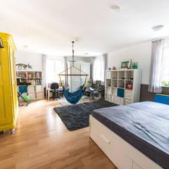 Neues Kinderzimmer: klassische Kinderzimmer von Architekturbüro Brandt
