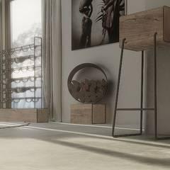 House de Jongh:  Living room by Modo
