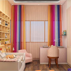 Nursery/kid's room by MAD DESIGN