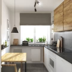 Nhà bếp by Huk Architekci