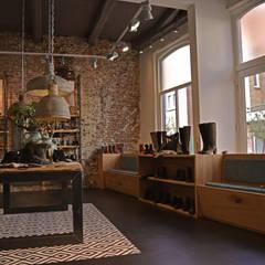 Etalage:  Winkelruimten door Studio Bekkers