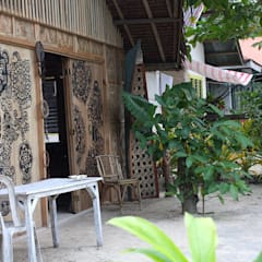 The Hangout Siargao:  Hotels by homify_PH, Rustic
