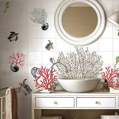 Progetto bagno: Bagno in stile  di Massimiliano Toniol