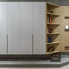 themoo 根據 樂沐室內設計有限公司 北歐風 塑木複合材料