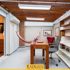 مكتب عمل أو دراسة تنفيذ Raduan Arquitetura e Interiores
