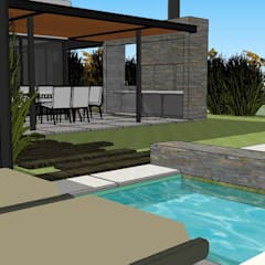 Pool by Development Architectural group