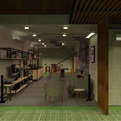Houses by Studio Escala Arquitetura e Interiores