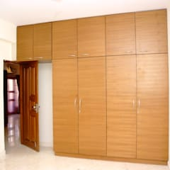 Bedroom by Scale Inch Pvt. Ltd.