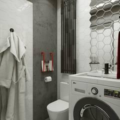 Modern Bathroom by CLOUD9 DESIGN Modern
