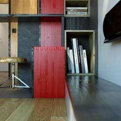 Modern Bedroom by CLOUD9 DESIGN Modern