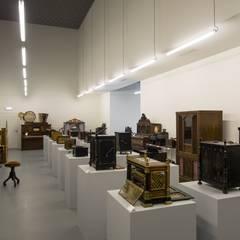 Museu da Música Mecânica Museus minimalistas por Miguel Marcelino, Arq. Lda. Minimalista