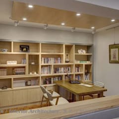 Study/office by Hi+Design/Interior.Architecture. 寰邑空間設計