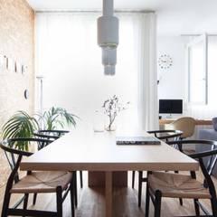 غرفة السفرة تنفيذ Didonè Comacchio Architects