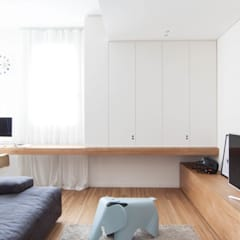 Study/office by Didonè Comacchio Architects