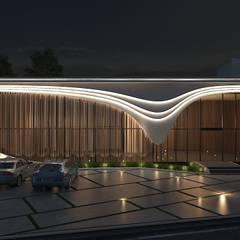 建築設計:  水療 by 禾御建築室內設計有限公司, 古典風