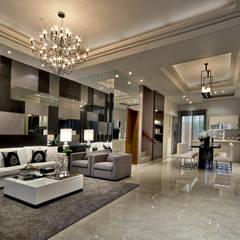 時尚內斂:  房子 by 禾御建築室內設計有限公司