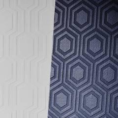 Anaglypta Espaços comerciais minimalistas por House Frame Wallpaper & Fabrics Minimalista