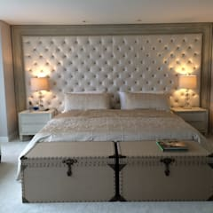 Habitación Principal: Habitaciones de estilo clásico por Ecologik