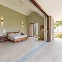 tropische Slaapkamer door toroposada arquitectos sas
