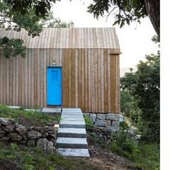 Hotels توسطRusticasa, مدرن چوب Wood effect