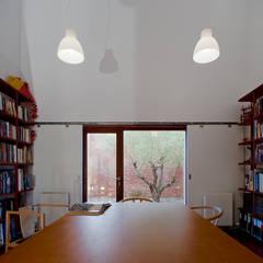 Casa em Ílhavo: Jardins de Inverno  por Adalberto Dias Arq Lda
