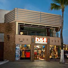 Espacios comerciales de estilo  por 360arquitectura