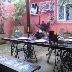 Residência Taquara/RJ: Jardins  por Filhas do Ar