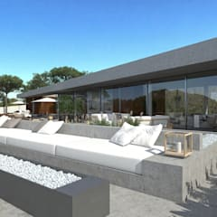 Terrace by Areacor, Projectos e Interiores Lda