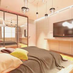 اتاق خواب توسط50GR Mimarlık