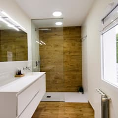 Bathroom by Studio Transparente