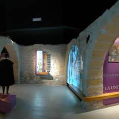 Centro de Interpretación RENACE: Museos de estilo  de imago