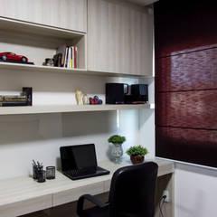 مكتب عمل أو دراسة تنفيذ Novità - Reformas e Soluções em Ambientes , حداثي