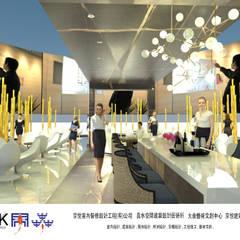 京悅設計 - YPT國際展覽會館設計案:  會議中心 by 京悅室內裝修設計工程(有)公司|真水空間建築設計居研所