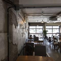 녹번동 빈티지204: 윤홍디자인의  벽