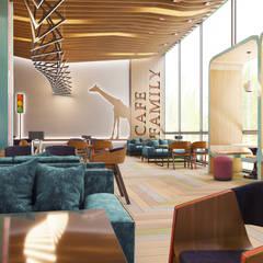 Автостоп: Ресторации в . Автор – дизайн-студия ПРОСТРАНСТВО ДИЗАЙНА