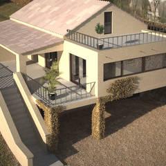 3D: Maisons de style de style Classique par lateralis