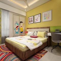 Nursery/kid's room by The inside stories - by Minal