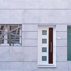 Ventanas de estilo  por PL Architecture