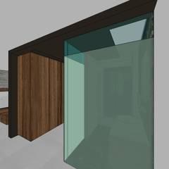 Edificio Multifamiliar: Closets de estilo  por MARATEA Estudio