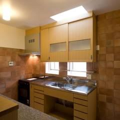 キッチン: 加藤裕一 / KSA が手掛けたキッチンです。