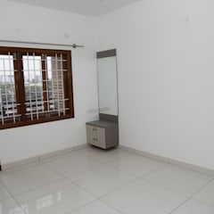 Dressing room by Scale Inch Pvt. Ltd.