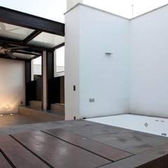 Terrace: Spa in stile  di Piertito Cardillo    Interior | Design | Architecture