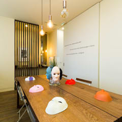 ห้องทำงาน/อ่านหนังสือ by Susana Camelo