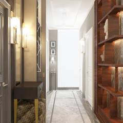 Апартаменты «НЬЮ-ЙОРКСКИЙ ШИК»: Коридор и прихожая в . Автор – ART Studio Design & Construction,