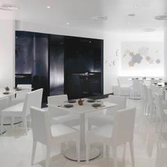 Sho-U Restaurant Modern gastronomy by MinistryofDesign Modern