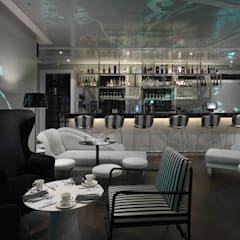 The Club Hotel:  Hotels by MinistryofDesign,Modern