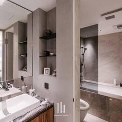 حمام تنفيذ 山巷室內設計