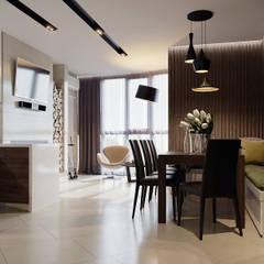 minimalistic Kitchen by Z E T W I X