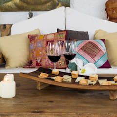Terraza étnica: Terrazas de estilo  de Home & Haus | Home Staging & Fotografía